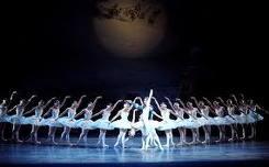 American Ballet Theatre en el lago de los Cisnes