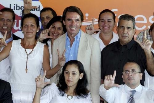 Resultado de imagen de refugiados cubanos en españa