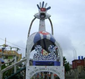 Monumento a los Cinco Héroes cubanos