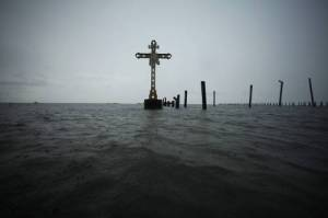Monumento a las víctimas del Huracán Katrina