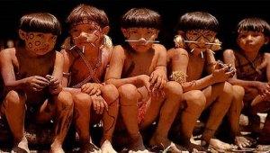 Comunidad indígena. Foto: Noticias 365.