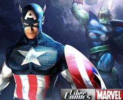 Capitán América, del cómic a la película que ya se rueda