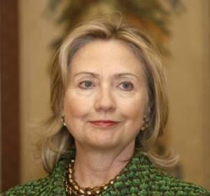 Hillary en el centro del huracán desatado por las revelaciones de Wikileaks Foto: AP
