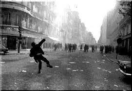 Escena del Mayo Francés