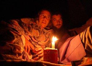 """Silvia García y Javier Peque, son buscados por la policía marroquí. Foto tomada de """"Diagonal"""""""