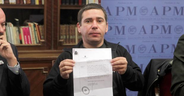 Izquierda Unida exige al Gobierno de España la expulsión del embajador israelí Javier_couso
