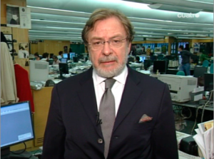 Juan Luis Cebrián, aparece en los cables filtrados por Wikileaks