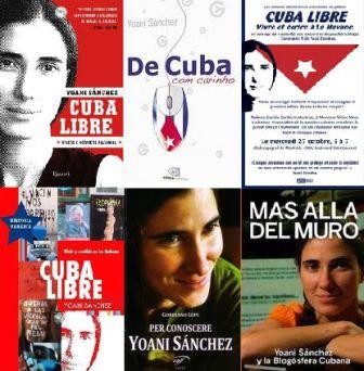 """La """"obra"""" de Yoani Sánchez reconocida en diversos idiomas y países"""