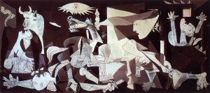 """""""Guernica"""" de Pablo Picasso"""