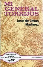 """""""Mi General Torrijos"""" el libro de Chuchú Martínez que le valiera el Premio Casa de Las Américas"""