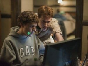 "Fotograma de ""The social network II"""