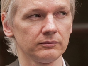 Julian Assange. Foto: Reuters