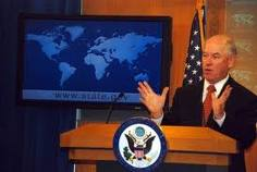 Philip Crowley, portavoz del Departamento de Estado de EE.UU.