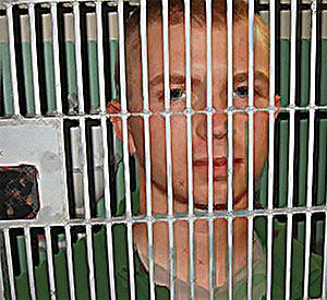 Pintura en apoyo a Bradley Manning