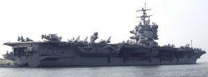 Uno de los buques anfibios que está camino a Libia con 2 mil marines abordo. (Reuters)