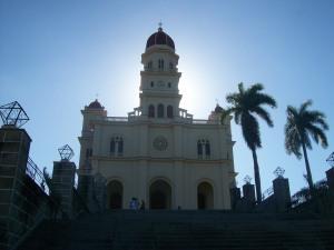 Santuario de la Virgen de la Caridad del Cobre en Santiago de Cuba