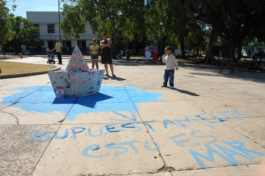 Festival de arte efímero en La Habana