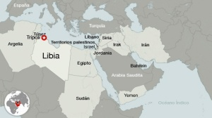 Libia y el mundo árabe
