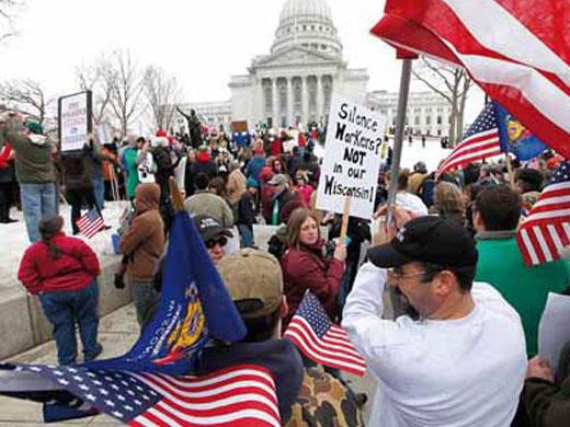 Protestas populares en Estados Unidos | La pupila insomne