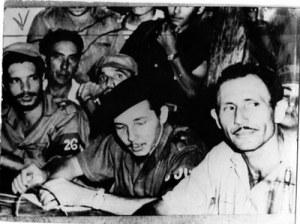 Raúl Castro en el Congreso Campesino en armas