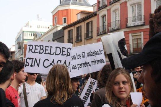 """""""Rebeldes sin casa"""""""