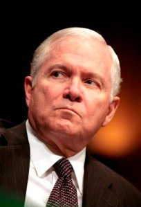 Robert Gates, Secretario de Defensa de EE.UU. Foto: Andrew Councill/The New York Times