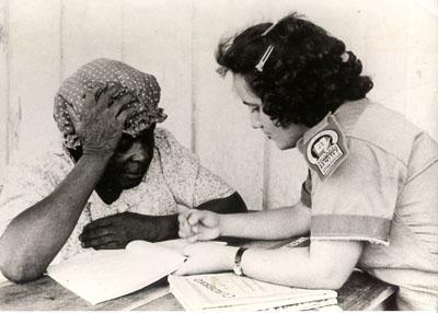 Campaña de alfabetización, orgullo nacional a través de los tiempos