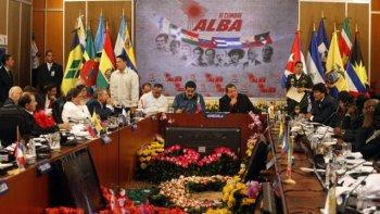 Alba: alianza de pueblos independientes