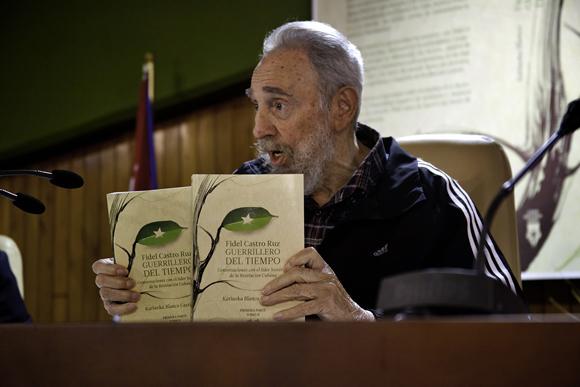 El Guerrillero del Tiempo - Conferencia de prensa de Fidel Castro. Fidel-guerrillero-del-tiempo-5
