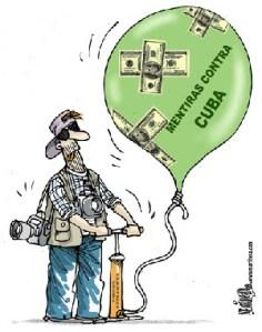 Mentiras contra Cuba de Matirena