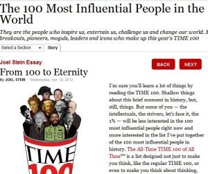 El artículo de Time con la ilustración que lo acompaña