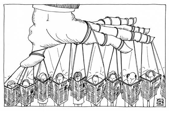importancia burocratica mecanismo poder politico: