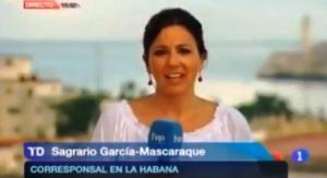 La Máscara que se puso TVE para mentir sobre la política migratoria cubana (+ video)