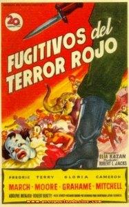 Fugitivos del terror rojo-1953