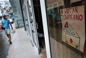 Elecciones Cuba 2013
