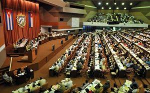 Parlamento cubano
