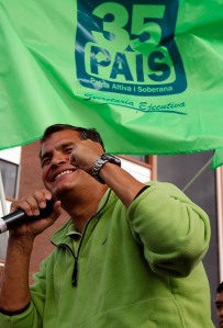 Foto: Santiago Armas/Presidencia de la República de Ecuador