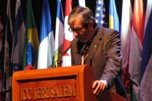 Antonio Muñoz en Premio Jerusalén