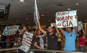 Bienvenida a Yoani Sánchez en Brasil
