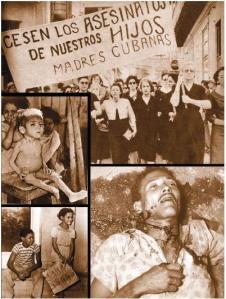 """Algunas imágenes cotidianas en la Cuba de Batista que según Berta Soler era """"una joya de oro"""""""