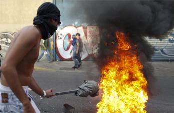 Resultado de imagen para Venezuela. La «moda» fascista