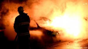 Disturbios en Estocolmo
