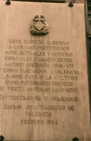 Tarja en el Hotel Vinci de Valencia