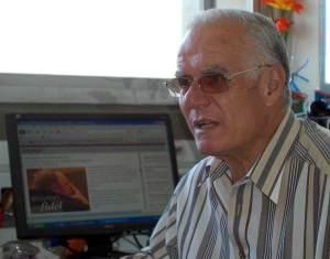 Juilo García Luis. Foto: Ismael Batista, Juventud Rebelde