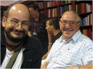 ´ Alvaro Castillo y Jaime Sarusky