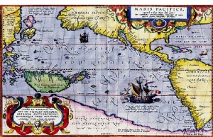 """Implicaciones económicas y sociales del llamado """"descubrimiento del Mar del Sur"""""""