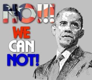 Obama-NOT