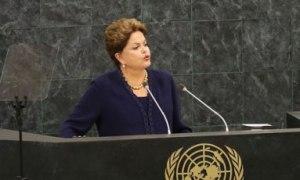Dila Rousseff ONU