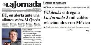 Wikileaks La jornada