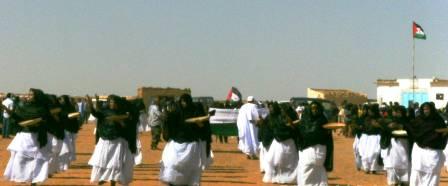 Danza saharaui